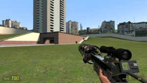 Импульсная Рельсовая Пушка на основе арбалета