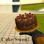 Cake SWEP — торт который прибавляет по 45 HP за 1 укус