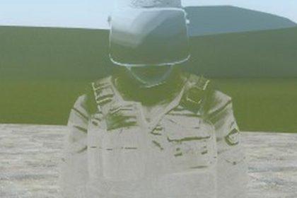 Оптический камуфляж невидимка