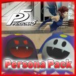 Ангел, Jack Frost, Black Frost, Пикси и другие персонажи из Persona 5
