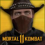 Erron Black из Mortal Kombat 11