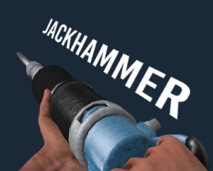 Jackhammer [SWEP] - отбойный молоток
