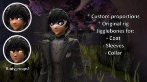 Джокер из Persona 5 - [SSBUlt] Joker P.M.