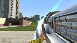 Протонная пушка железного человека