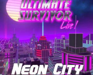 Неоновый город (Neon City) карта