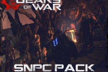 SNPCs из Gears of War