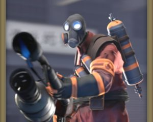 Pyro из Team Fortress 2 [ PM / NPC / Ragdoll ]