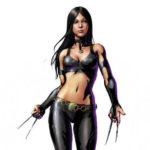 X-23 из Marvel VS Capcom плеермодель