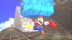 Карта Super Mario 64 - Whomp's Fortress