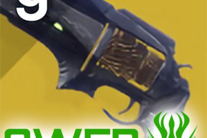 Пистолет Thorn из Destiny 2