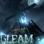 Gleam карта в стиле Хеллоуин