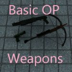 Mattini's OP Weapons сверхскоростное оружие