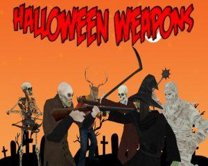 Оружие на Halloween