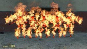 Фаталити Скорпиона из Mortal Kombat