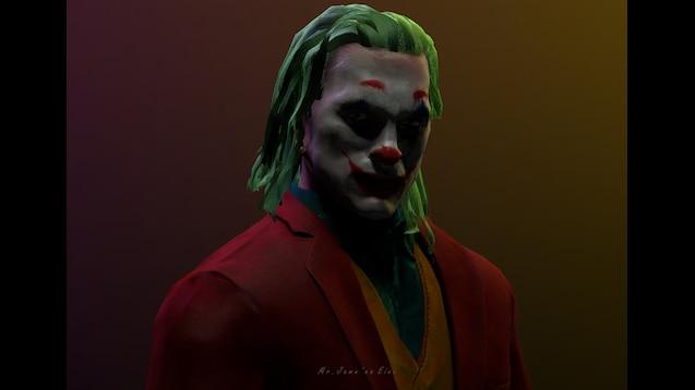 Джокер плеер модель и НПС