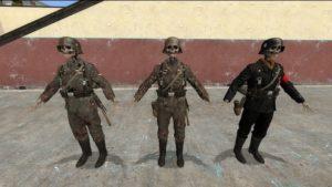 Нежить в форме нацистов