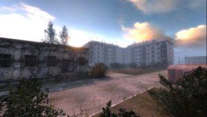 Мертвый Город - локация из S.T.A.L.K.E.R.: Тень Чернобыля