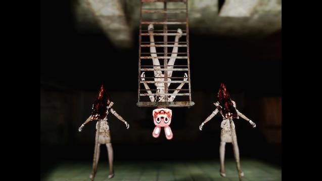 Медсестры из Silent Hill (Playermodel & NPC)