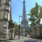 Часть района Ле Марэ в Париже