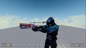 Пак оружия из Destiny 2