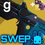 Скаутская винтовка Jade Rabbit из Destiny 2