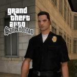 GTA полицейские и военные