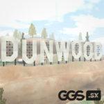 Карта Rp_Dunwood огромная карта для Role Play игры