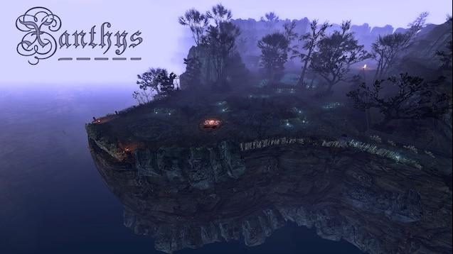 Карта Xanthys