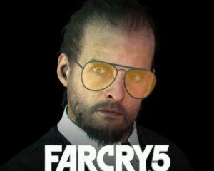Joseph Seed - Far Cry 5 Playermodel и NPC