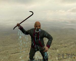 Эффект капания воды