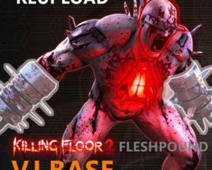 Killing Floor 2 FleshPound SNPC