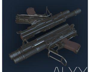 Half-Life: Alyx - Shotgun (дробовик)