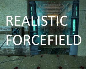 Реалистичное силовое поле