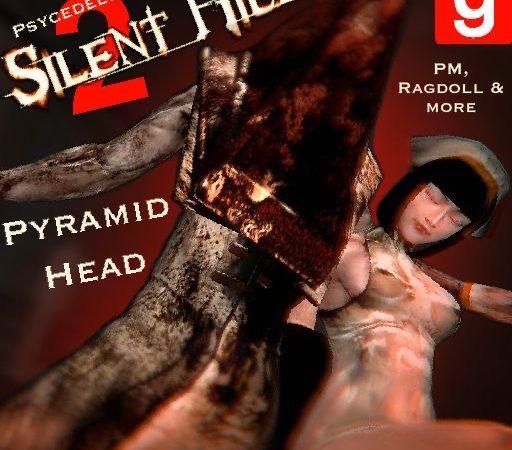 Silent Hill 2 пирамидоголовый
