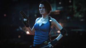 Resident Evil 3 - Джилл Валентайн [PM/NPC & Ragdoll]