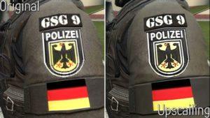 CSO2 - GSG-9 немецкое подразделение по борьбе с терроризмом