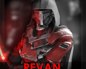 Revan (плеермодель) легендарный джедай эпохи Старых войн ситхов