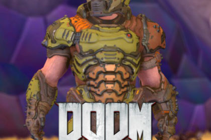 DooM Eternal - Doom Slayer плеермодель