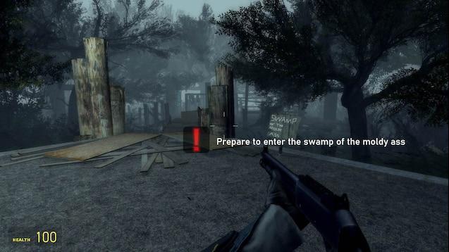 Подсказки в стиле Left 4 Dead