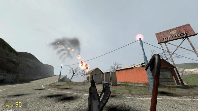 Настраиваемая пулеметная установка