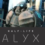 HL: Alyx Combine Heavy тяжелые комбайны
