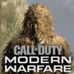 Камуфляжный костюм для снайпера из Call Of duty: Modern Warfare
