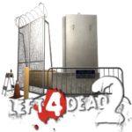 Left 4 Dead 2 фортификационные сооружения