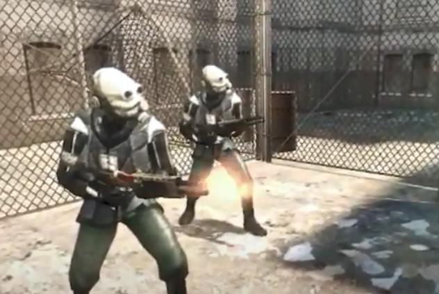 Исправление анимации взаимодействия с оружием комбайнов