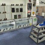 Gm_AmmuNation [GTA V] сеть магазинов оружия и экипировки