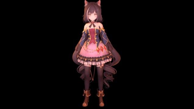 Kyaru из аниме Princess Connect! Re:Dive (PM&NPCs)