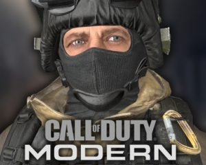 Call of Duty Modern Warfare - Allegiance Operator плеермодель и НПС