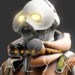 Модели комбайнов работников из Half Life: Alyx (Player, NPC, Ragdoll)