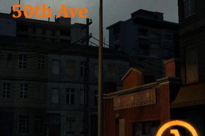 Карта Remnants 50th Ave (остатки 50-того авеню)