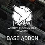 Arctic's Customizable Weapons — кастомизируемое оружие